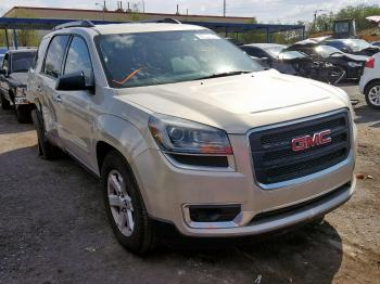 Salvage GMC Acadia
